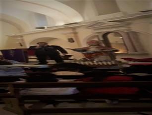 Truffe agli anziani. Anche i malviventi sfruttano il rischio di infezione da Coronavirus I Carabinieri incontrano i cittadini di Pescolanciano in occasione della Santa Messa domenicale