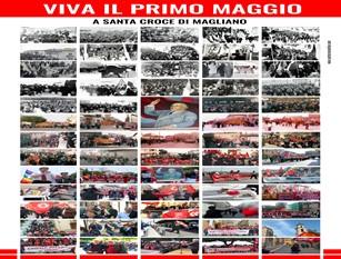 L'antifascismo ed il primo maggio del 1923 A San Giuliano Di Puglia e Santa Croce Di Magliano Nota pubblicata dall' ANPI  Molise