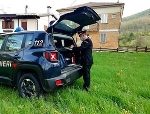 Altomolise: Party del primo maggio in un garage. Multati in 7 dai Carabinieri