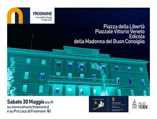 Frosinone, visite guidate virtuali: sabato di scena Piazza della Libertà.