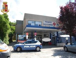 Controlli di verifica della Polizia di Stato di Isernia presso il 'Veneziale' di Isernia