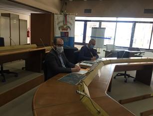 Il Presidente Ricci incontra sindaco e cittadini di Pescolanciano