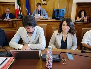 Il sindaco Gravina e l'assessore Felice hanno salutato di persona i commercianti ascoltando le loro impressioni e i loro suggerimenti