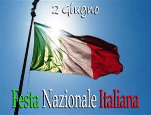 """2 giugno: """"Festa della Repubblica"""" il comune di Fondi terrà la cerimonia in piazza De Gasperi"""