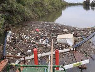 Raggi, bene Zingaretti su installazione barriera anti-rifiuti nel fiume Aniene. Visione condivisa per un territorio meno inquinato