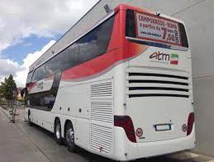 ATM,avvisa che dal 27 luglio riprenderanno le corse 'feriali' sul servizio di linea diretto a Roma: Da campobasso,Termoli, Boiano, Isernia, Venafro  e viceversa