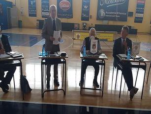I premiati  molisani con la STELLA AL MERITO SPORTIVO CONI  ieri in riunione a Campobasso (video) Hanno eletto  il loro delegato nazionale che li rappresenterà  al Congresso Nazionale di Roma