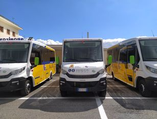 Frosinone, abbonamenti ridotti per il Trasporto pubblico locale