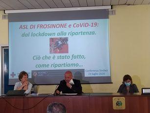 Frosinone, conferenza sanitaria dei sindaci, Ottaviani: sanità e territorio in ripresa.