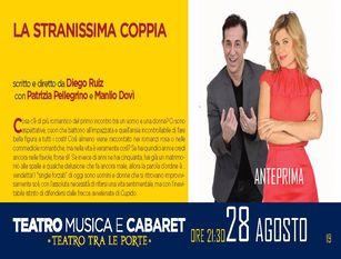 Frosinone, ultimo appuntamento con Teatro musica e cabaret.