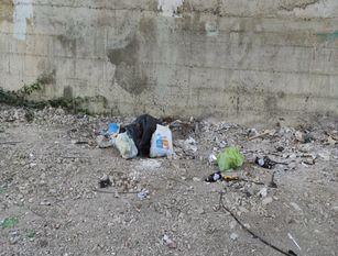 Rifiuti abbandonati in via Rio Vivo e via Dei Lecci a Termoli. Appello al senso civico da parte della Rieco Sud