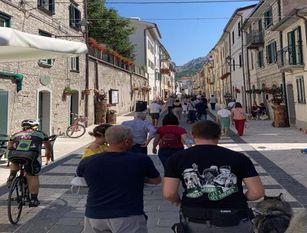 Turisti da Bolzano per scoprire la montagna di Capracotta