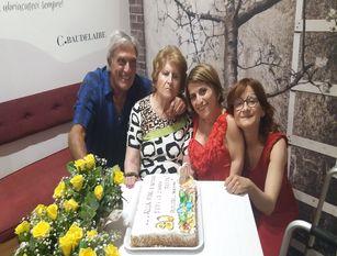 Auguri di Buon compleanno prof.ssa  Adele Melogli