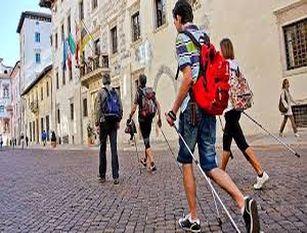 """La citta' di Termoli partecipa alla XVII giornata nazionale  del trekking urbano """"Com'e' Green La Mia Citta'"""""""