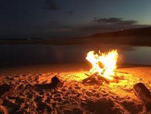 Divieto di falò in spiaggia e campeggi per tutte le spiagge del Comune di Fondi per i giorni 14 e 15 Agosto
