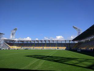 Frosinone, lo stadio comunale modello per Ravenna.