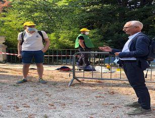 """""""Puliamo il tuo Parco"""", la campagna green di Vallelata e Legambiente"""