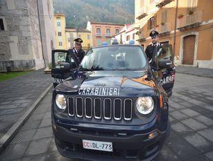 Perseguite dai Carabinieri di Bojano numerose azioni delittuose nell'ultimo w.end