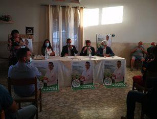"""Gabriele Tanzi lancia la sfida per la guida di Pontecorvo Il candidato sindaco: """"Un progetto di rilancio della città, attraverso una squadra capace e piena di entusiasmo"""""""