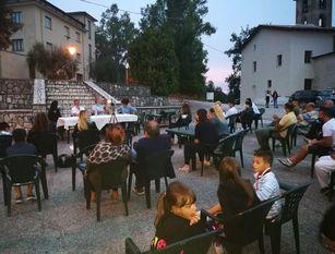 """Giovani e occupazione, Tanzi a San Cosma: """"occorrono idee ed entusiasmo per il rilancio di Pontecorvo. noi abbiamo progetti e voglia di fare"""""""
