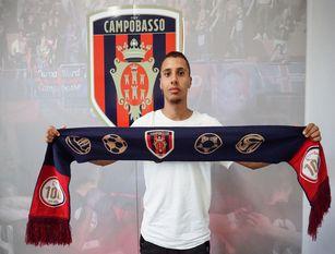 Il Campobasso pesca talenti: dal Novara ecco Simone Caricati L'esterno d'attacco classe 2002 vanta anche presenze nella nazionale italiana under 15.