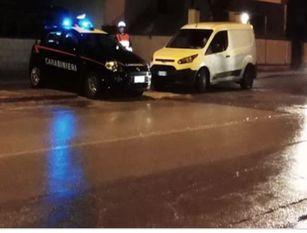 Controlli dei Carabinieri anche nel settore del trasporto merci.