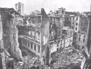 La città di Frosinone ricorda il bombardamento dell'11 settembre.