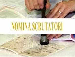 Isernia,referendum 20: tutti i nomi degli scrutatori nominati nel Comune   (all. elenco) Tramite sorteggio nella riunione della commissione elettorale