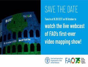 """Giornata mondiale Alimentazione, Roma Capitale aderisce alla campagna FAO #FoodHeroes Cafarotti """"Valorizziamo la filiera agroalimentare della Capitale promuovendo gli imprenditori locali che contribuiscono all'eccellenza del territorio"""""""