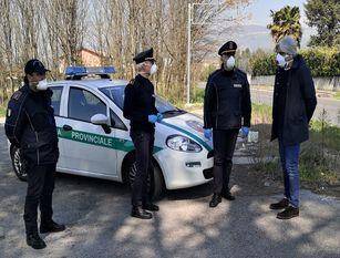 Potenziamento della polizia locale in provincia di Frosinone Upi in prima linea per chiedere una legge nazionale che coordini tutti i corpi di polizia locale