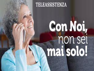 Teleassistenza in favore di anziani soli o privi di adeguato supporto familiare