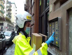 Poste Italiane: In Molise raddoppia l'E-Commerce Nei primi nove mesi del 2020 incremento medio del 97% sui pacchi acquistati online rispetto allo stesso periodo del 2019. A Campobasso e provincia +128%. Pronti nuovi servizi