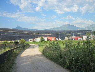 """Centrale biogas Frosinone: Tagliaferri """"no al centro città, ma nella discarica di Le Lame."""""""