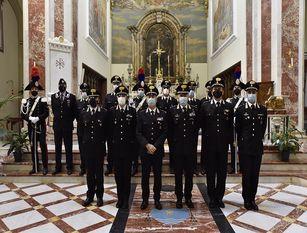 """L'Arma festeggia oggi la """"Virgo Fidelis"""", Patrona di tutti i Carabinieri"""