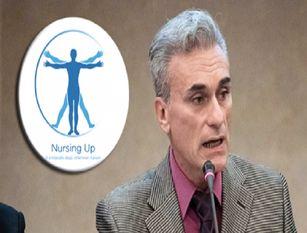 """De Palma responsabile nazionale del Nursing Up contro la Regione Veneto che  vuole inserire gli O.S.S. per """"supportare"""" gli infermieri. Lo definisce un maldestro tentativo e una toppa peggiore del buco."""