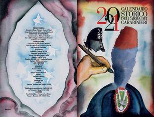 I Carabinieri presentano il Calendario Storico: una sintesi dell'Italia