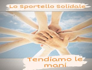 """Percorso empatico-solidale """"Tendiamo le Mani"""". Iniziativa promossa da comune di San Massimo con la Parrocchia del Santissimo Salvatore a tutela delle fasce deboli"""