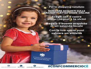 A Natale compra dalle imprese molisane