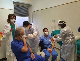 Vax Day: primi 20 vaccini in Molise, sono per Rsa virus free In struttura Ripamolisani 'pulita' da inizio pandemia