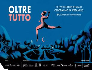 Il Capodanno di Roma è OLTRE TUTTO Solo in streaming su culture.roma.it Un evento digital con Gianna Nannini, Manuel Agnelli con Rodrigo D'Erasmo, Diodato, Elodie, Carl Brave, Gemitaiz, Tomás Saraceno, Alfredo Pirri, Tim Etchells, Michela Murgia, Chiara Valerio e tanti altri