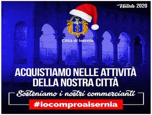 Acquistiamo a Isernia ! campagna di sensibilizzazione #iocomproaisernia