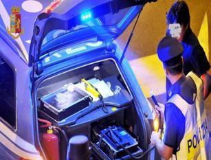 """Polizia di Stato:  Campagna """"Alcohol & Drugs""""."""