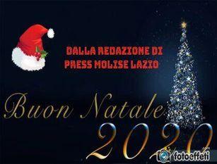 Da PRESS MOLISE LAZIO, augurissimi di Buon Natale