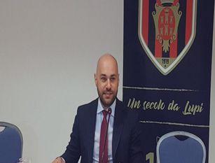 """Cbasso Calcio, guarda avanti, punta alla 'serie C' e augura ai tifosi, Buon 2021"""" Cosi il 'Patron' Mario Gesuè"""