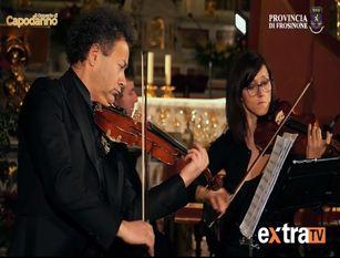 """Il concerto della Provincia è record d'ascolti In migliaia sui social e incollati alla tv per il """"Concerto di Capodanno"""""""