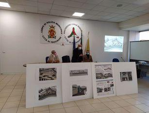 """Frosinone, al via il progetto """"Piloni City""""."""