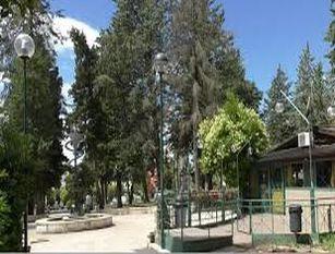 Riqualificazione della villa comunale di Isernia