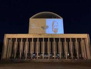 Palazzo dei Congressi si trasforma in una videoinstallazione monumentale dedicata alla memoria delle vittime dell'Olocausto