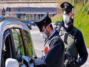 """Controllato e sanzionato dai Carabinieri a 150 km dalla propria abitazione. """"Il medico ha detto che devo camminare tanto""""."""