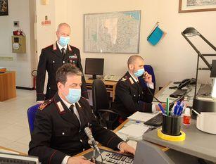 Burian non ferma i Carabinieri Soccorsa un'infermiera bloccata dal ghiaccio. Preoccupazione per il paziente da assistere. Le pattuglie dotate di veicoli ed equipaggiamenti che non arretrano di fronte alle insidie del ghiaccio